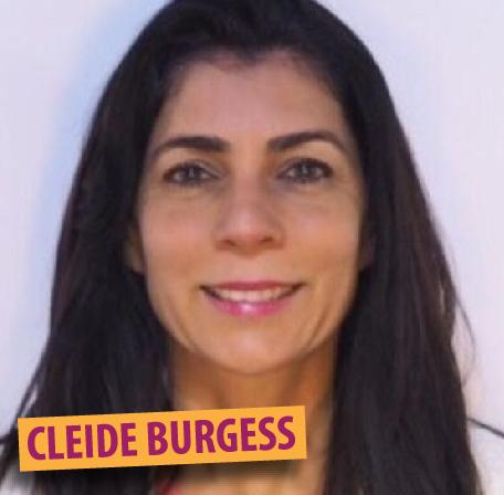 Cleide Burgess
